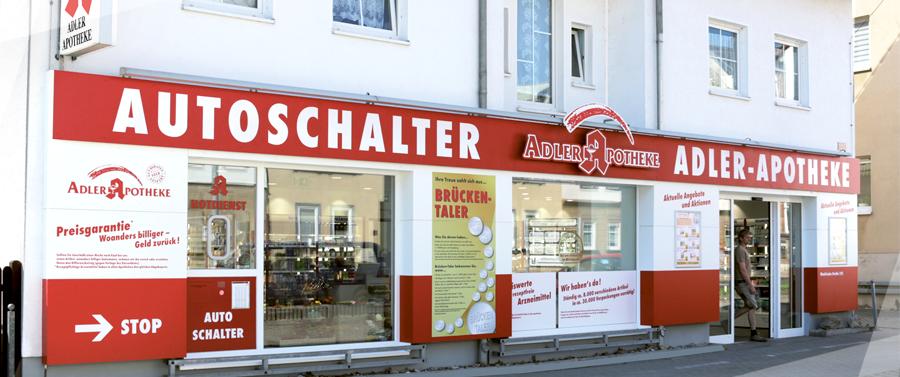 Adler-Apotheke Mühlhausen